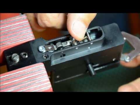 hqdefault kalibrgun cricket air gun pcp trigger modification and adjustment 1