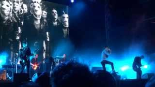 Suede - Filmstar / Killing Of A Flash Boy (Live at Formoz Festival, Taipei.)
