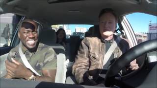 Kevin Hart and Ice Cube Hot Box Conan