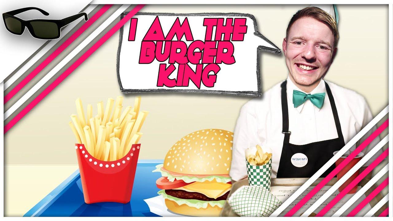 Funny Burger King: Citizen Burger Disorder Funny Moments