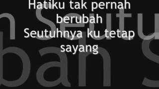Hijau Daun  Ku Tetap Sayang (lirik)