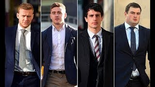 Woman 'r aped' by rugby stars 'gave contrasting answers'