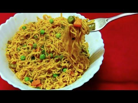 परफेक्ट मैगी 2 मिनट मे बनाने का सही और आसान तरीका   Perfect Maggi Recipe  Shahi Maggi Masala Recipe.