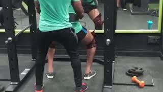 400 lbs squat bengal bodybuilder javed akhtar