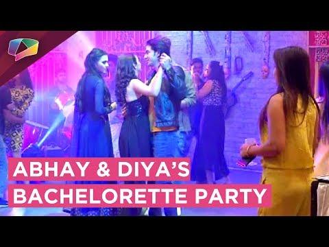 Ratan Throws A Bachelorette Party For Abhay And Diya | Rishta Likhengey Hum Naya | Sony Tv