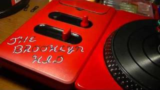 DJ hero custom turntable(exclusive) for PS3