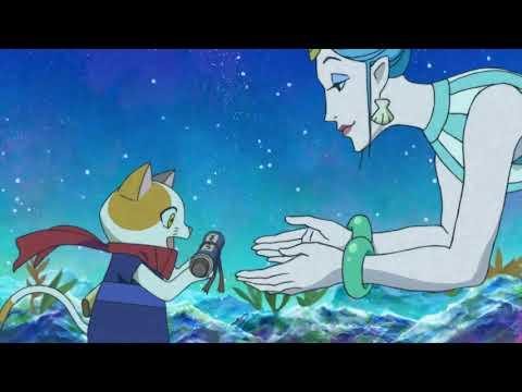 Doodle Champion Island Games: Princess Otohime & Urashima Taro Champion Outro