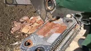 видео Теплообменник Машимпэкс (GEA) NT 500M