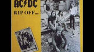 AC/DC - Can I Sit Next To You Girl (Dave Evans On Vocals)