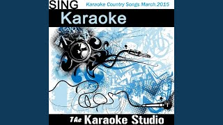 Whiskey On My Breath (In the Style of Love and Theft) (Karaoke Version)