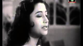 Ogo Akarun, E Aral Ar Sahite Pari Na; Singer - Sandhya Mukhopadhyay; Movie - Suryatoran
