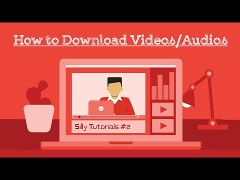 How to download YouTube video | How to download Youtube audio MP3 free | Silly Tutorials #2