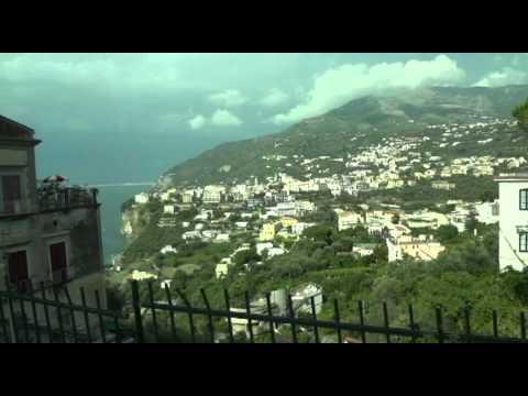 2012 08 04 15 義大利演唱之旅 10 古城馬泰拉拍攝耶穌受難取場地阿瑪菲海岸