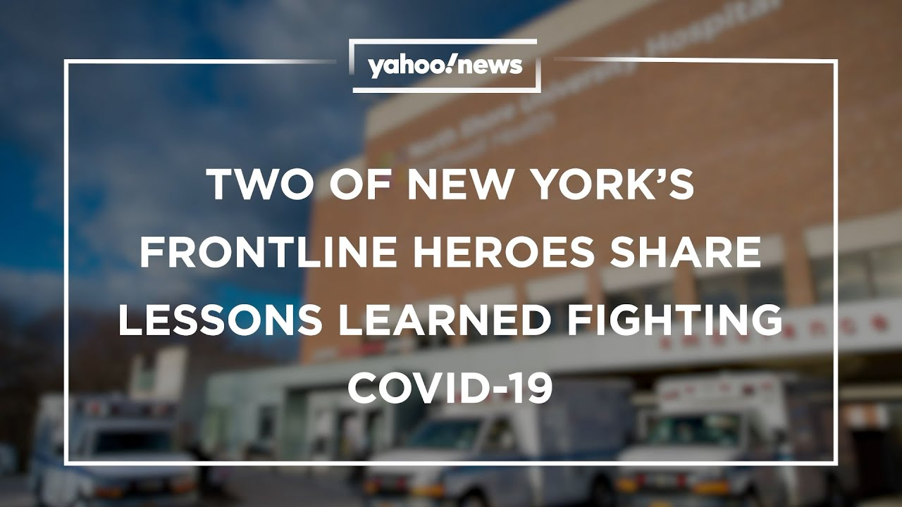 New York health care workers share lessons from the COVID-19 frontlines