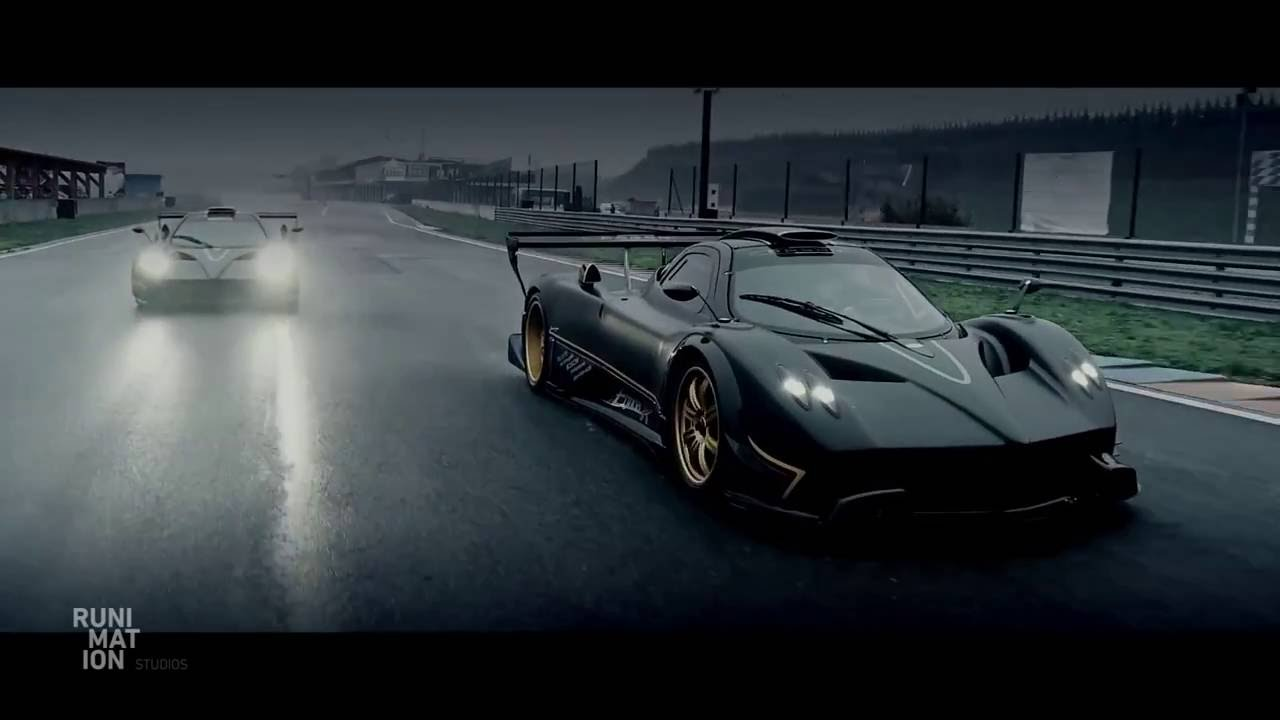 Pagani Zonda R Commercial By Runimation Studios Youtube