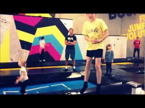 Bounce Inc Australia INSANE trampoline park