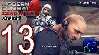 Modern Combat 4: Zero Hour Android Walkthrough - Part 13 - Final Mission: Extreme Sanction, ENDING