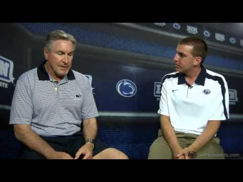 One-on-One with Offensive Line Coach - Mac McWhorter