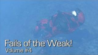 Fails of the Weak - Volume 04 - Halo 4 - (Funny Halo Bloopers and Screw Ups!)