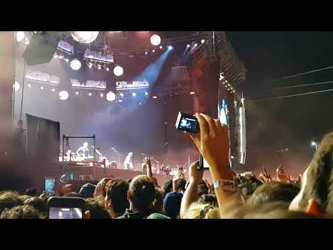 Pearl Jam / Rockin' in the Free World @Lolla Chile 2018