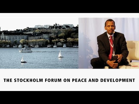 The Stockholm Forum: A platform to shape global peace progress