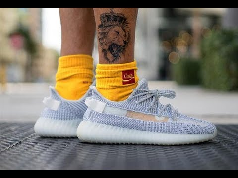c2b73a54e08 Adidas Yeezy Boost 350 V2 Static Review   On Feet - YouTube