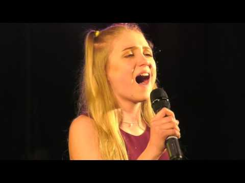 ALIVE - SIA performed by KEZIA at TeenStar Bristol Regional Final