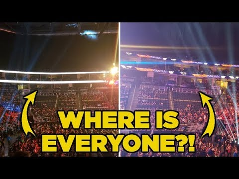 Last Night's TERRIBLE WWE Raw Attendance Exposed, WWE Legend Returns