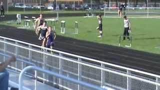 Jakob Kollek Fowlerville Track/football 200m 4/30/2013