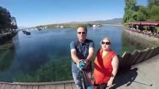 Gopro Hero 4 360° Selfie Travel Eurotrip 2016