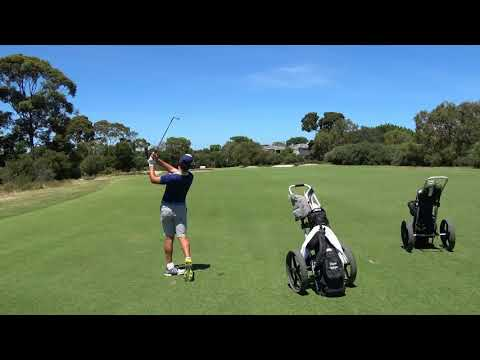 1st Practice Round Highlights, 2018 Australian Master Of The Amateurs
