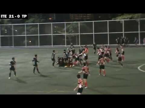 ITE vs Temasek Polytechnic POL-ITE FULL MATCH 2014