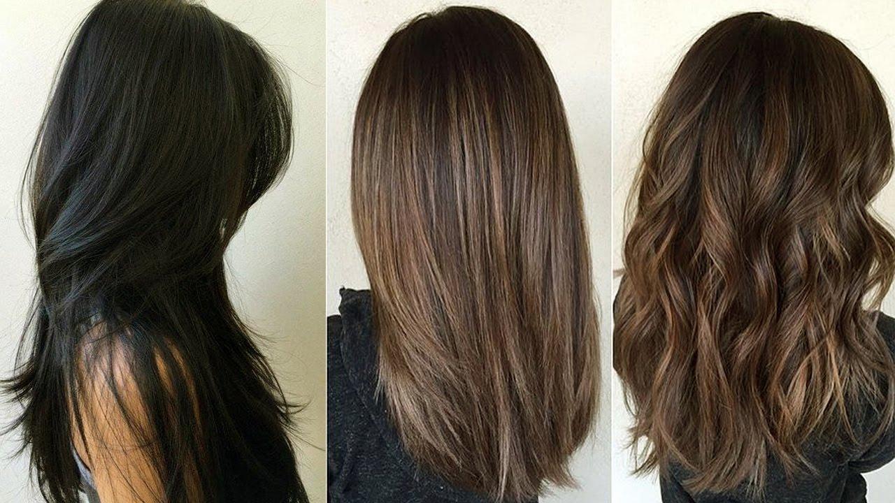 Imagenes de cortes de cabello por capas