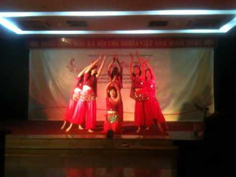 Múa tiếng trống paranung - khong dep