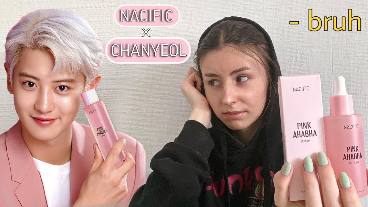 I used chanyeol's skincare brand for 3 weeks