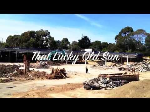 That Lucky Old Sun:   Baritone Ukulele Version John Sharpe