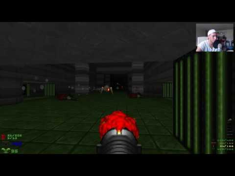 Let's Play Doom II: Ancient Aliens [MAP31 - Grey Dwarf]