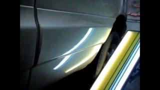 Удаление вмятин без покраски (PDR) видео 2015. Купить авто могут быстрее.