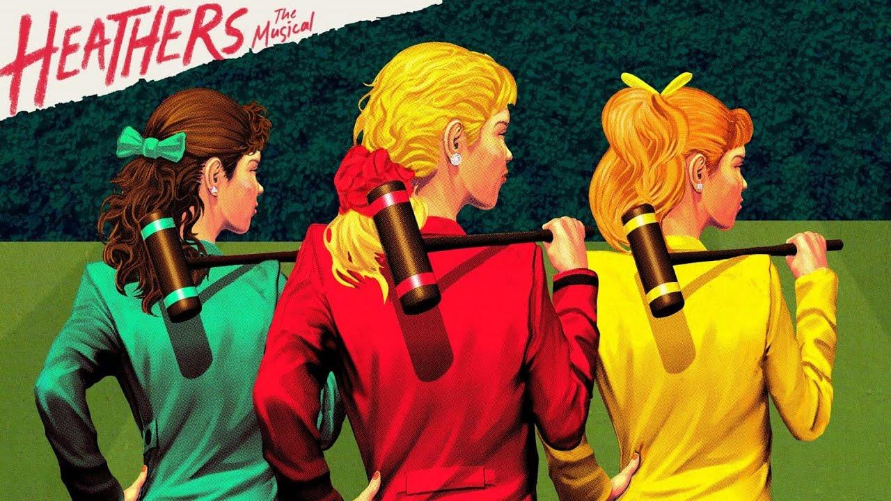 Beautiful - Heathers: The Musical +LYRICS - YouTube