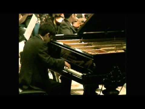 E. Grieg: Piano Concerto op. 16 - 3rd mov. (José Contreras, piano)