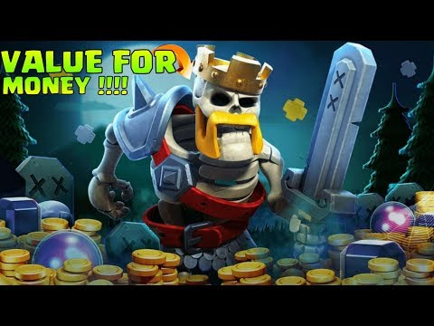 October Season Gold Pass Value For Money! - Clash Of Clans - Coc