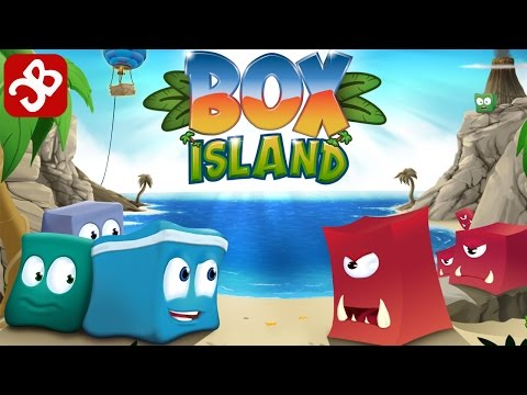 Box Island (By Radiant Games) - iOS / Android - Gameplay Video