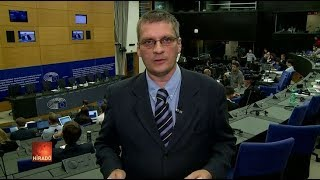 Sargentini-szavazás: Kiss Ferenc tudósítása Strasbourgból