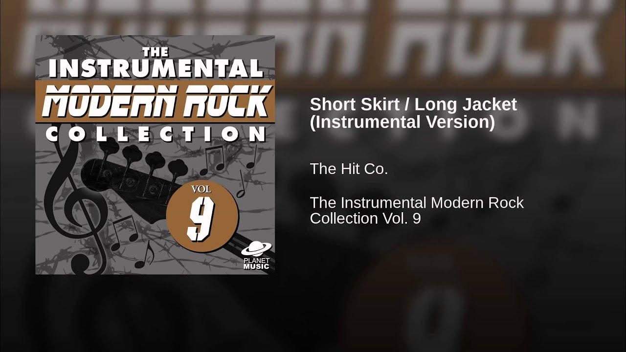 Short Skirt / Long Jacket (Instrumental Version) - YouTube