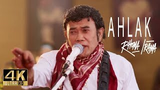 RHOMA IRAMA - AHLAK (OFFICIAL VIDEO)