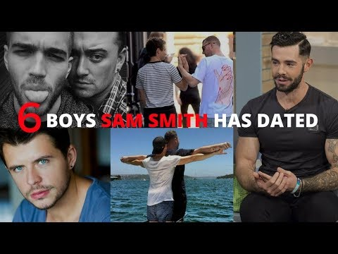 Six Boys Sam Smith Has Dated