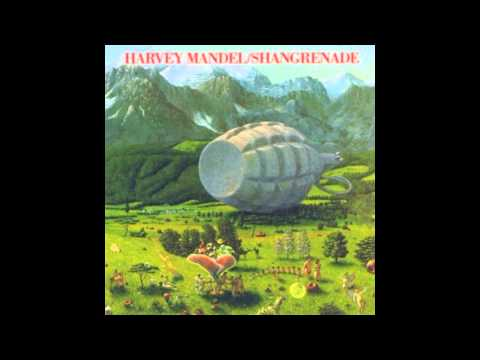 Harvey Mandel - Shangrenade ( Full Album ) 1973