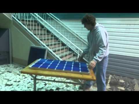 сборка солнечныых батарей из ячеек ,  элементов SUNPOWER своими руками