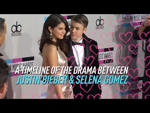The DRAMA Between Justin Bieber and Selena Gomez