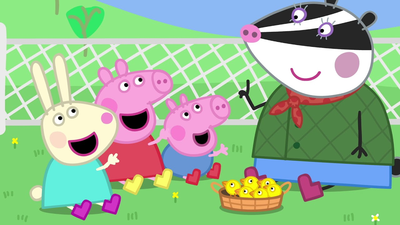"""World Health Organization and Peppa Pig """"Wash Your Hands"""" video"""